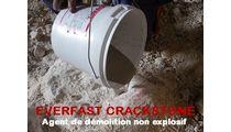 Agent de Démolition non Explosif - CRACKSTONE