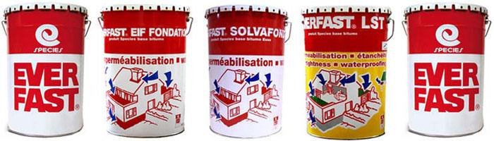 Bitumineux, fondation, protection, isolation