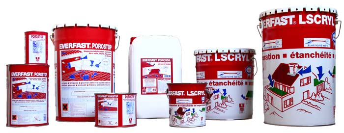 Etanch it liquide hydrofugation protection toitures for Etancheite sous carrelage exterieur
