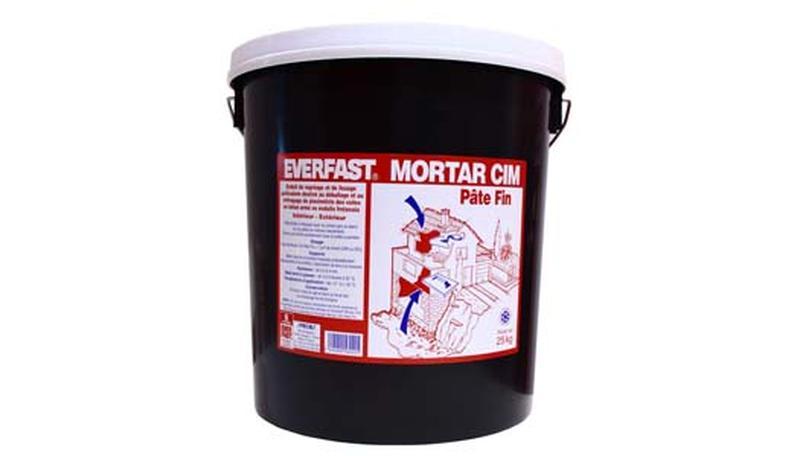 Pate polym re mortier ragr age interieur exterieur mortar for Ragreage mural exterieur