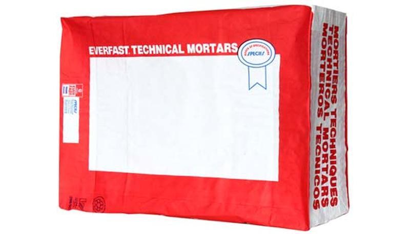 mortier fibr imperm able prise rapide micro chapes mortar fdp everfast. Black Bedroom Furniture Sets. Home Design Ideas